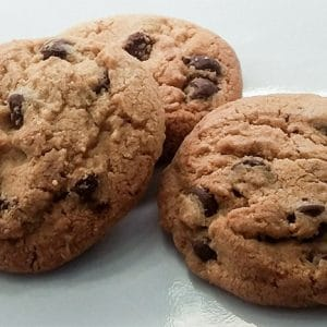 Chocolate Chip Cookies. Eat My Sweets Bakery