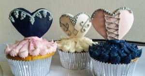 Custom Ballerina Cupcakes. Eat My Sweets Bakery, Mississauga & GTA