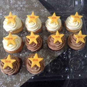 Stars Custom Cupcakes from Eat My Sweets Bakery