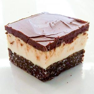 Irish Cream Nanaimo Bar fromEat My Sweets bakery