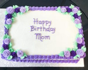 Slab Classic Buttercream Cake from Eat My Sweets Bakery