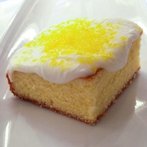 Lemon Zinger Blondie from Eat My Sweets Bakery