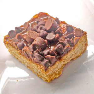 Chocolate Caramel Explosion Square from Eat My Sweets Bakery